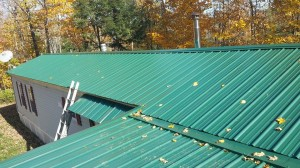 Screw Down Roof